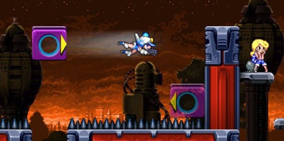 Mighty Switch Force! análisis