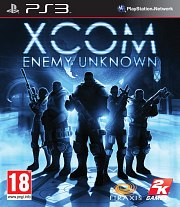 Carátula de XCOM: Enemy Unknown - PS3
