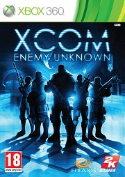 Carátula de XCOM: Enemy Unknown - Xbox 360