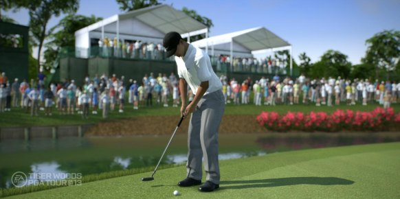 Tiger Woods PGA Tour 13 Xbox 360