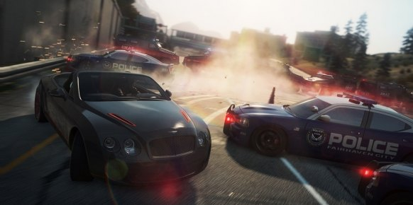 Need for Speed Most Wanted Wii U