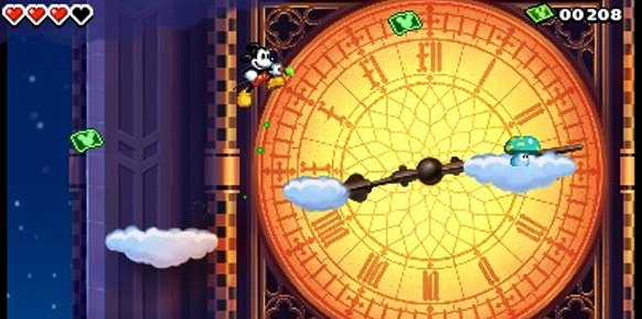Epic Mickey Mundo Misterioso análisis