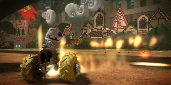 LittleBigPlanet Karting: LittleBigPlanet Karting: Impresiones