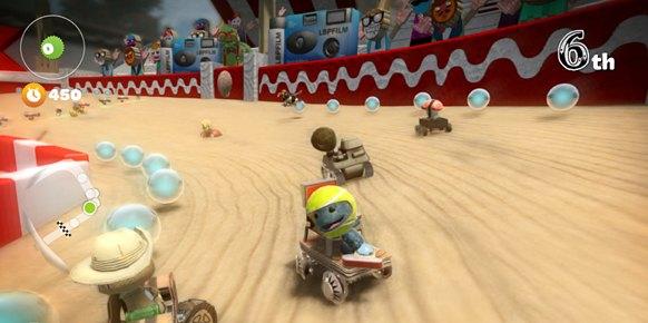 LittleBigPlanet Karting: LittleBigPlanet Karting: Impresiones jugables