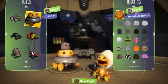 LittleBigPlanet Karting PS3