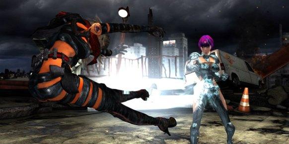 Girl Fight Xbox 360