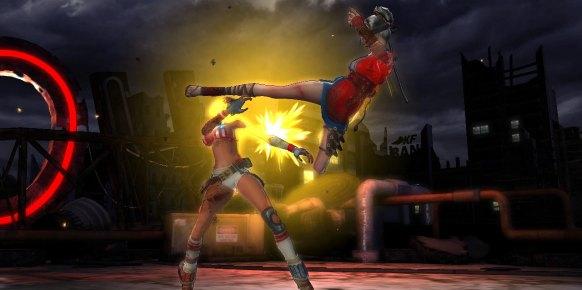 Girl Fight análisis