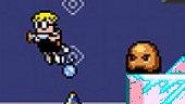 Mutant Mudds: Gameplay: Plataformeando sobre Hielo