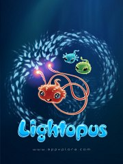 Carátula de Lightopus - iOS