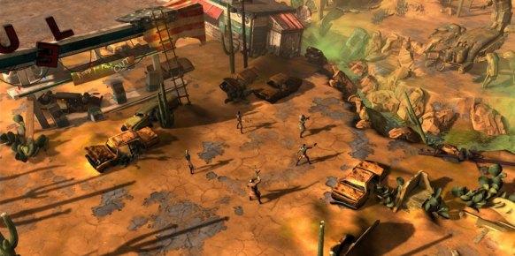 Wasteland 2: Wasteland 2: Avance