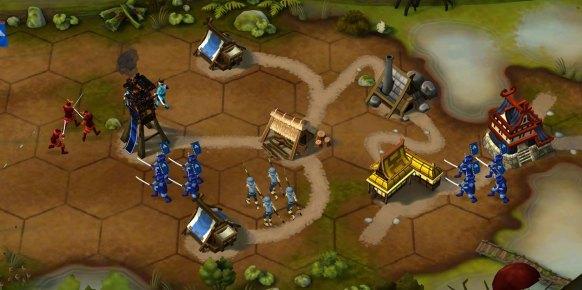 Total War Battles Shogun iOS
