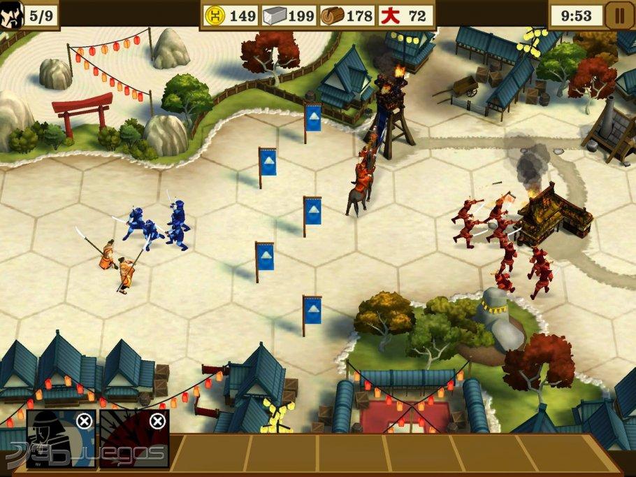 Total War Battles Shogun - An�lisis