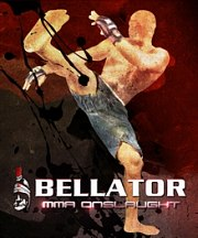 Carátula de Bellator: MMA Onslaught - PS3