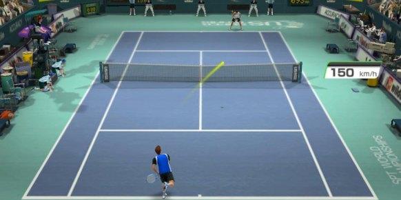 Virtua Tennis Challenge análisis