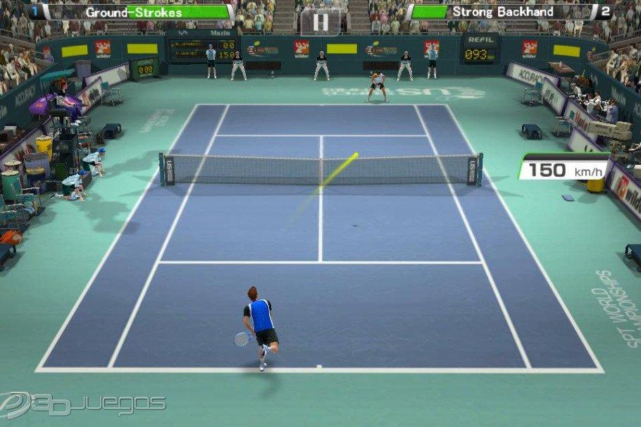 Virtua Tennis Challenge - An�lisis