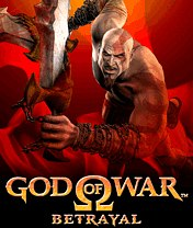 Carátula de God of War: Betrayal - Móvil