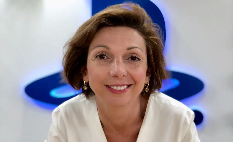 Liliana Laporte (Directora general de Sony Interactive Entertainment Iberia)