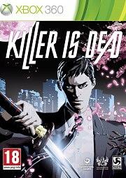 Carátula de Killer is Dead - Xbox 360