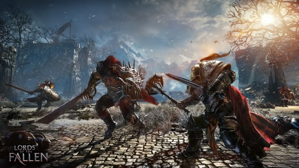 Lords of the Fallen: Lords of the Fallen: Impresiones