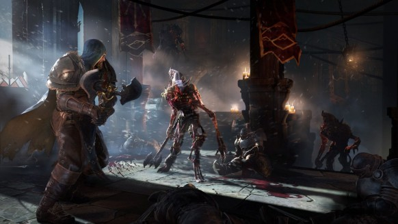 Lords of the Fallen: Lords of the Fallen: Impresiones jugables E3 2014