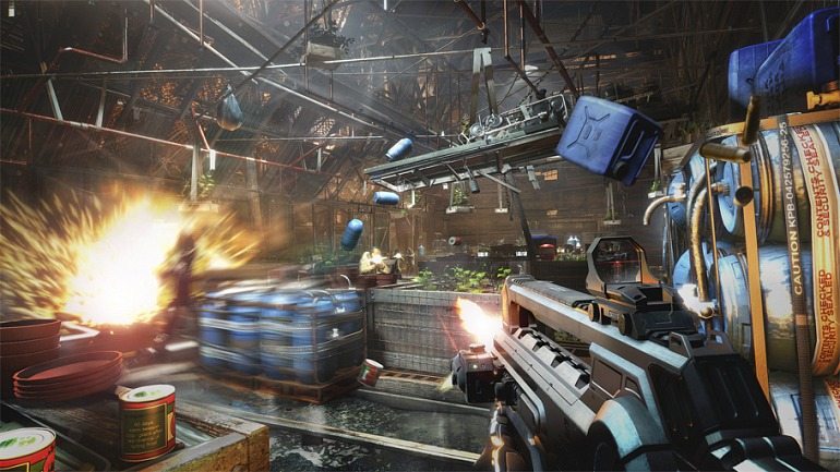 Imagen de Crysis 3