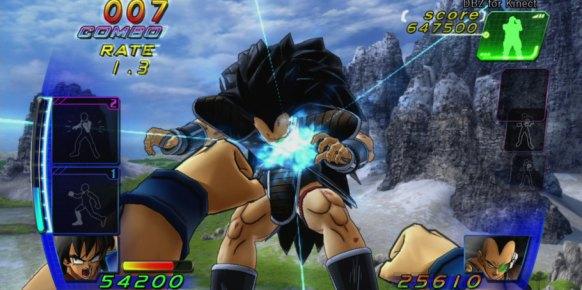 Dragon Ball Z For Kinect: Dragon Ball Z For Kinect: Avance