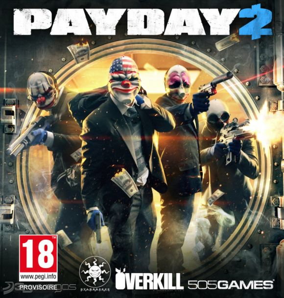 Vendo Payday 2 Steam Gift 7 77 Pc 3djuegos
