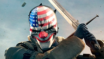 Video PayDay 2, PayDay 2: Gage Chivalry Pack