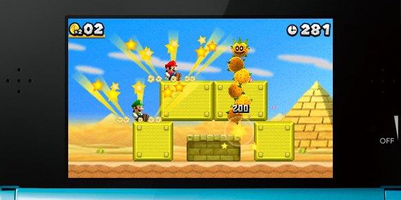 New Super Mario Bros 2: New Super Mario Bros 2: Impresiones jugables