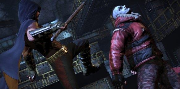 Batman Arkham City - Harley Quinn análisis