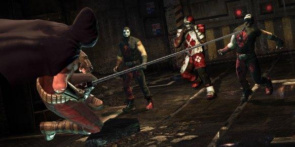Batman Arkham City - Harley Quinn PS3