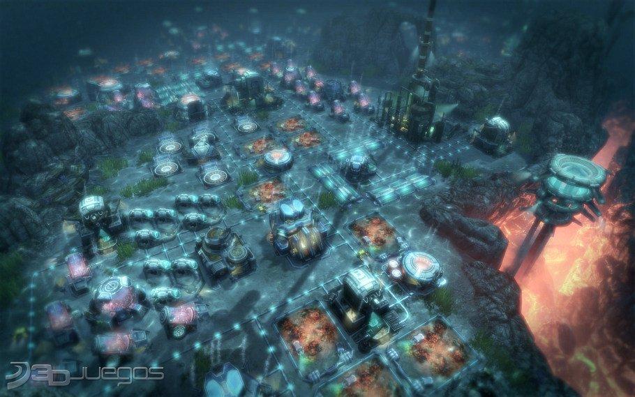 Imagenes Anno 2070 Deep Ocean PC