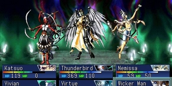 Devil Summoner Soul Hackers 3DS