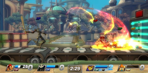 PlayStation All-Stars Battle Vita