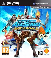 Carátula de PlayStation All-Stars Battle - PS3