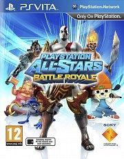 Carátula de PlayStation All-Stars Battle - Vita