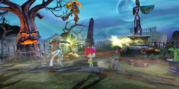 PlayStation All-Stars Battle Royale (El Cementerio)