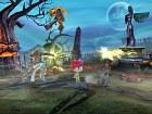 PlayStation All-Stars Battle - Pantalla