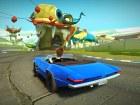 Joy Ride Turbo - Pantalla