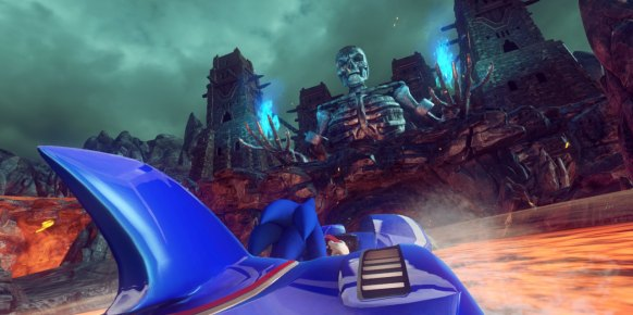 Sonic & All-Stars Transformed Vita