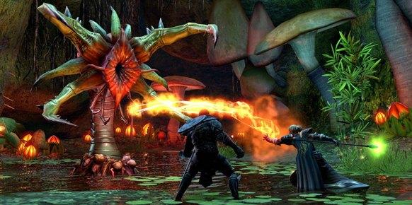 Elder Scrolls Online: The Elder Scrolls Online: Impresiones E3 2012