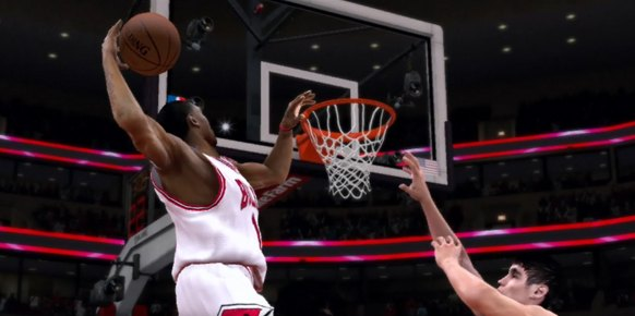 NBA 2K13: Primer contacto