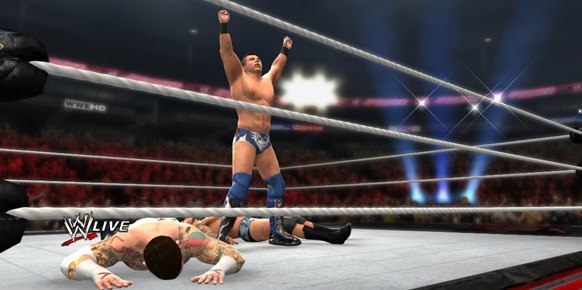 WWE 13 análisis