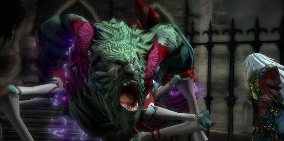 Castlevania Mirror of Fate PS3
