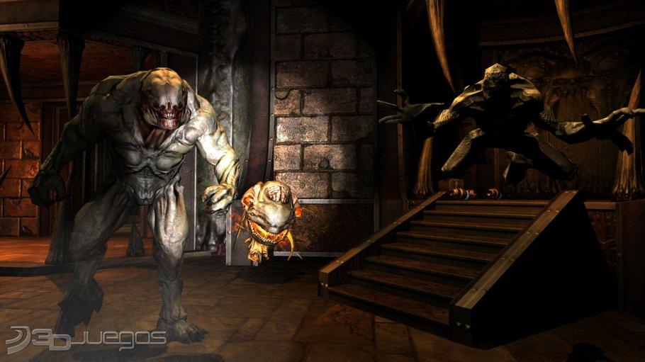 Análisis de Doom 3 BFG Edition para PC - 3DJuegos