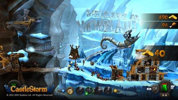 CastleStorm PS3