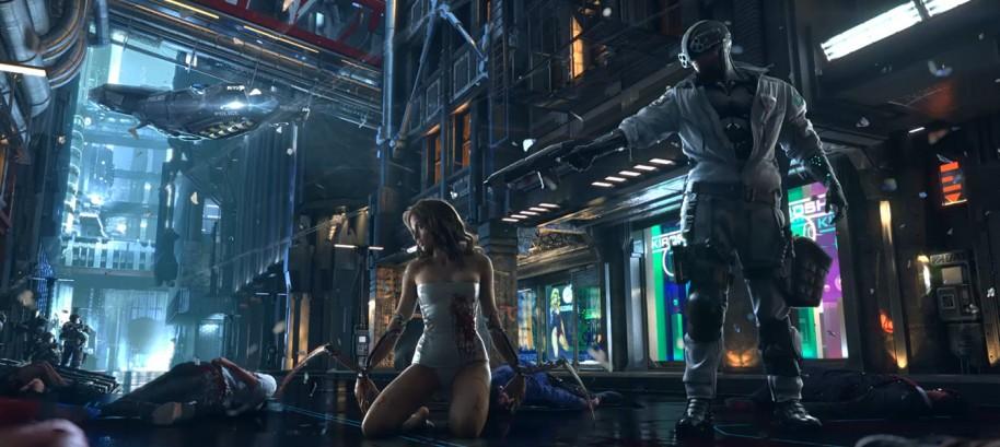 Cyberpunk 2077: Soñando con Cyberpunk 2077, lo nuevo de los creadores de The Witcher... :O