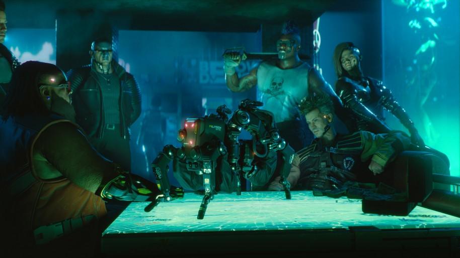 Cyberpunk 2077: Cyberpunk 2077, 50 minutos de juego, de lo mejor del E3