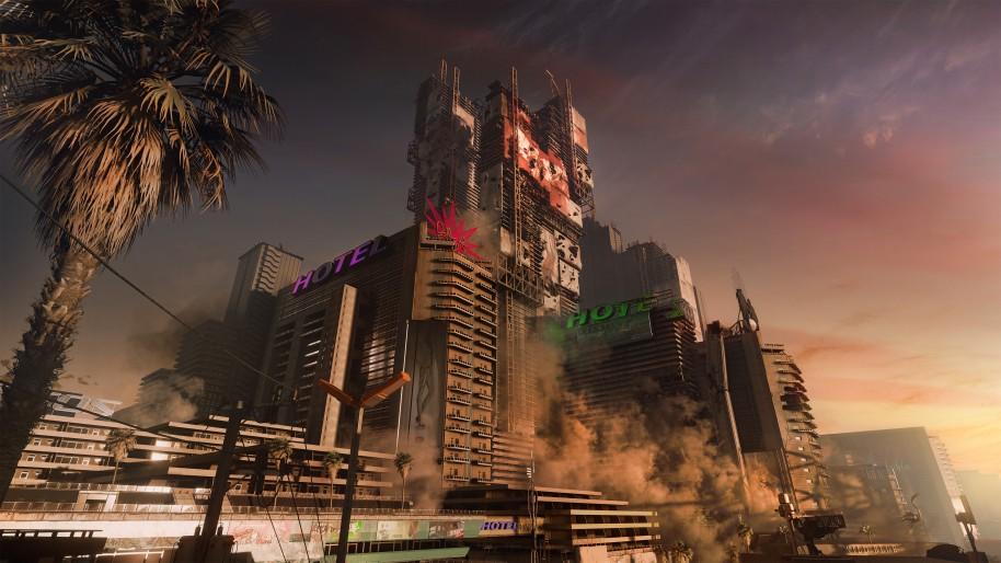 Cyberpunk 2077: Hemos visto CYBERPUNK 2077 en el E3 2019 y es MUY BESTIA