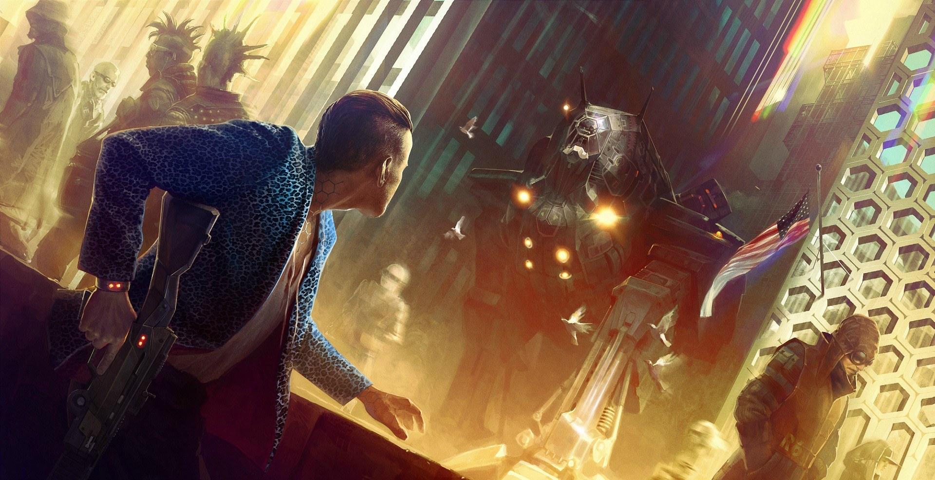 Al director de Dragon Age le encantaría trabajar en Cyberpunk 2077